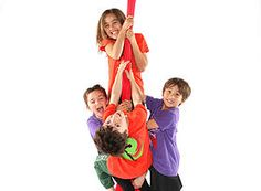 Pole and Aerial Summer Camp Ideas for Youth