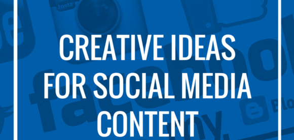 30 Creative Ideas For Social Media Content