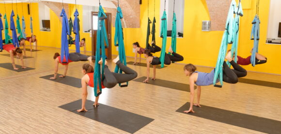 So You Want To Open A Pole & Aerial Studio?