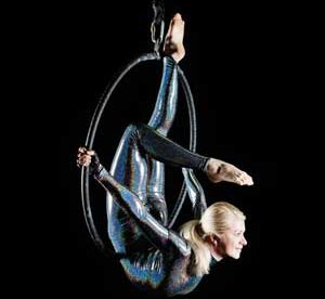 Skill Level Requirements for Aerial Hoop (Lyra) Classes