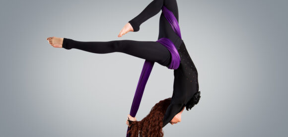 Skill Level Requirements for Aerial Silks Classes